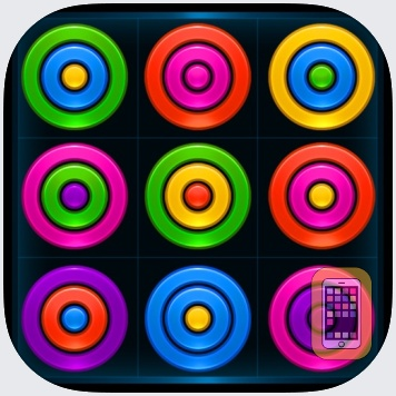 Glow Rings Puzzle by Bosi Lv (Universal)