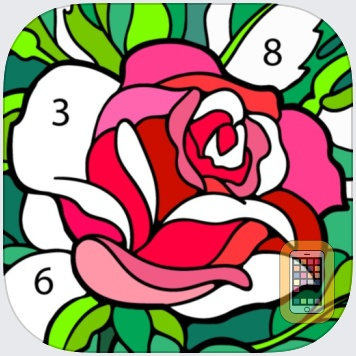 Happy Color™ – Color by Number by X-Flow (Universal)