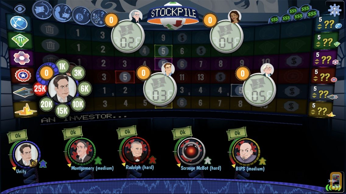 Screenshot - Stockpile Game