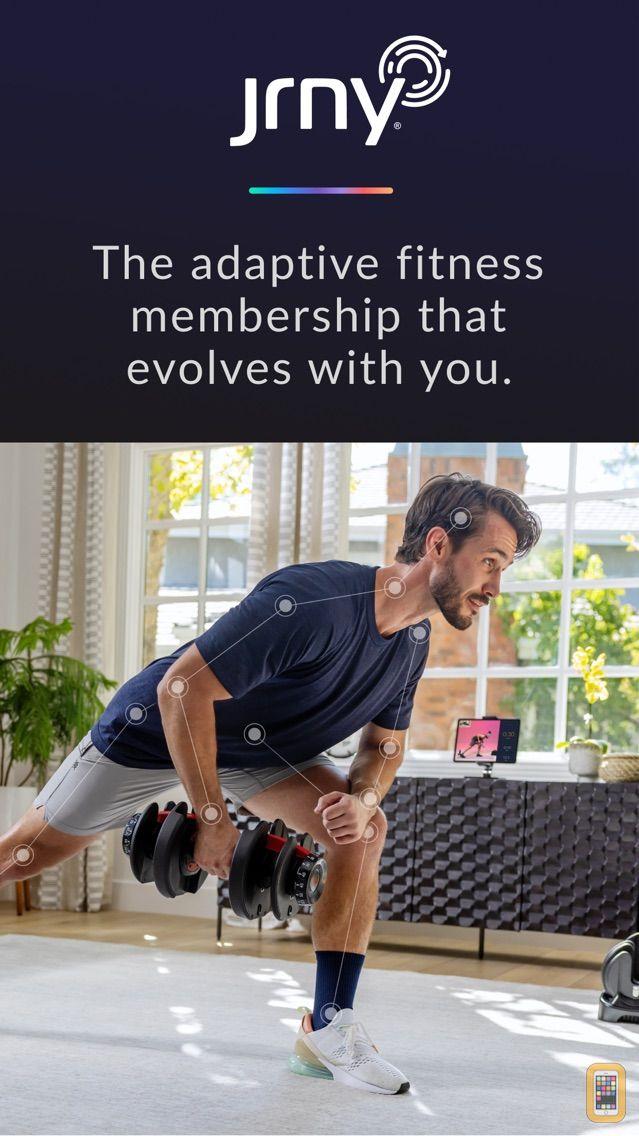 Screenshot - Bowflex Max Intelligence™