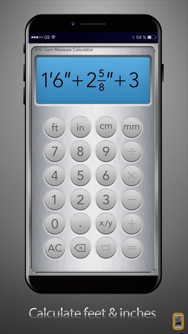 Screenshot - Carpenter Calculator Pro