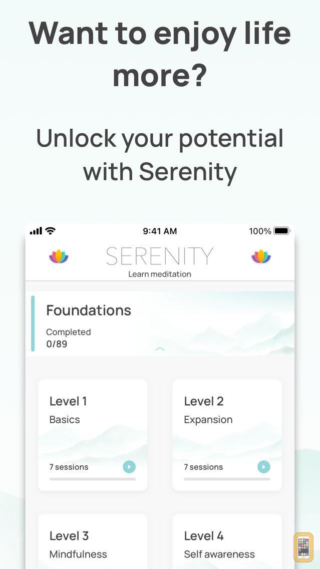 Screenshot - Serenity: Meditation