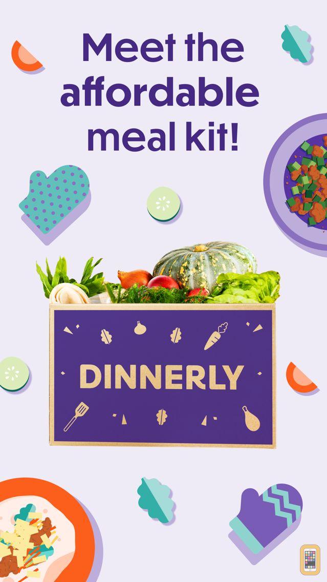 Screenshot - Dinnerly