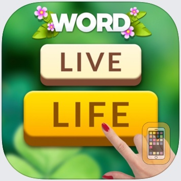 Word Life  - Crossword Puzzle by Social Point (Universal)