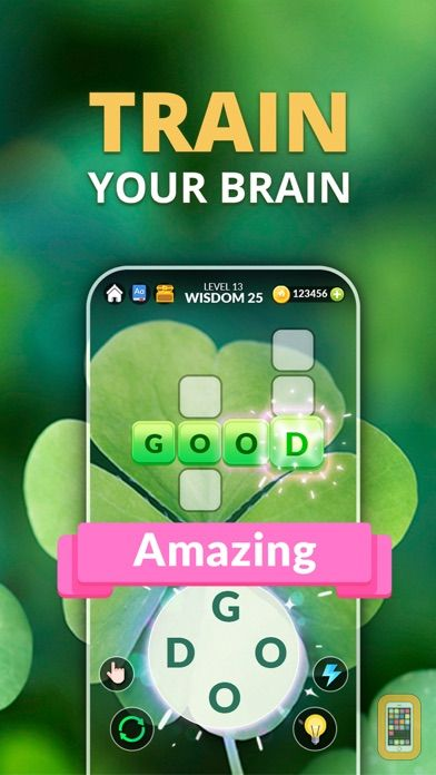 Screenshot - Word Life  - Crossword Puzzle
