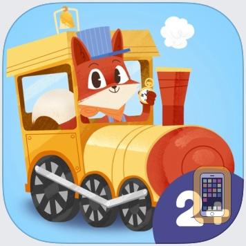 Little Fox Train Adventures by Fox and Sheep GmbH (Universal)