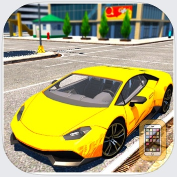 Extreme Car: Real Driving by NGUYEN THI QUE (Universal)