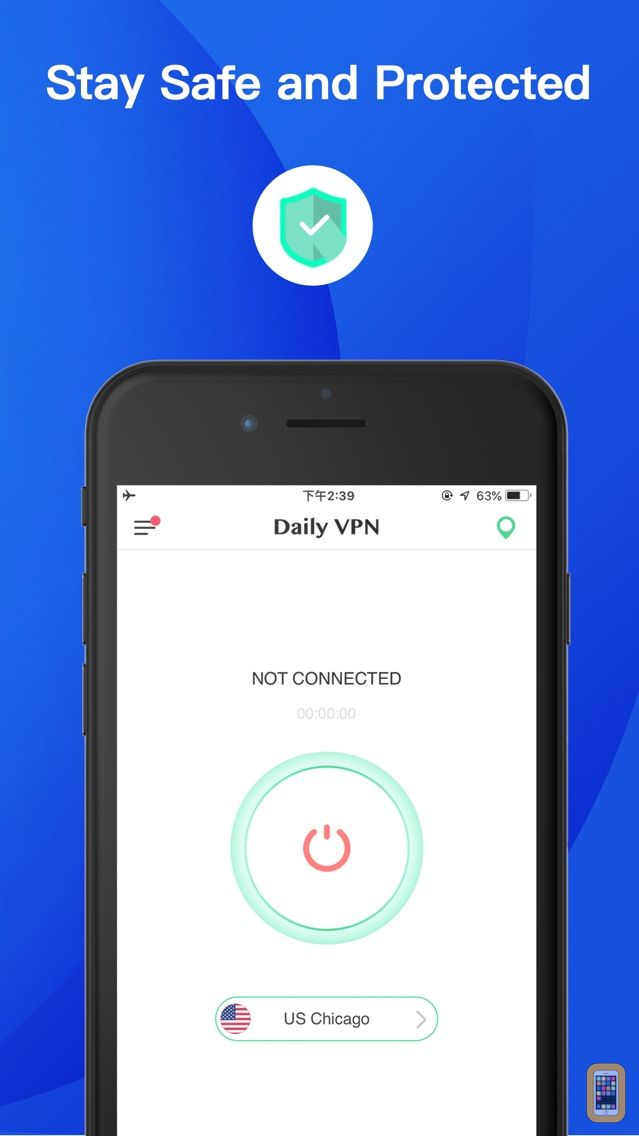Screenshot - Daily VPN - Super VPN Proxy
