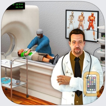 Real Doctor Simulator by Usman Shahid (Universal)