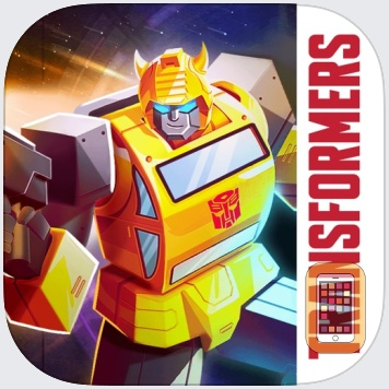 Transformers Bumblebee by Budge Studios (Universal)