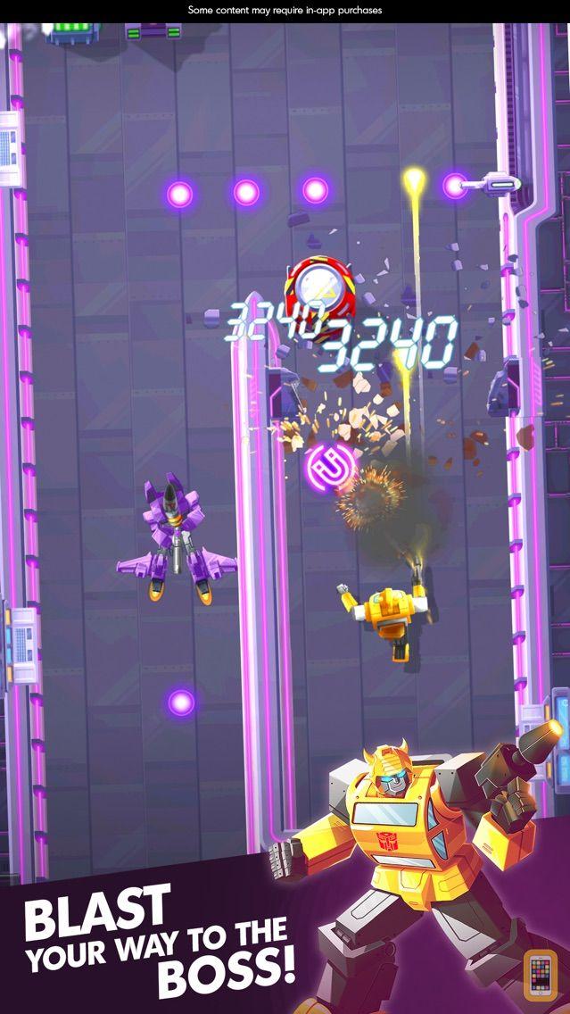 Screenshot - Transformers Bumblebee