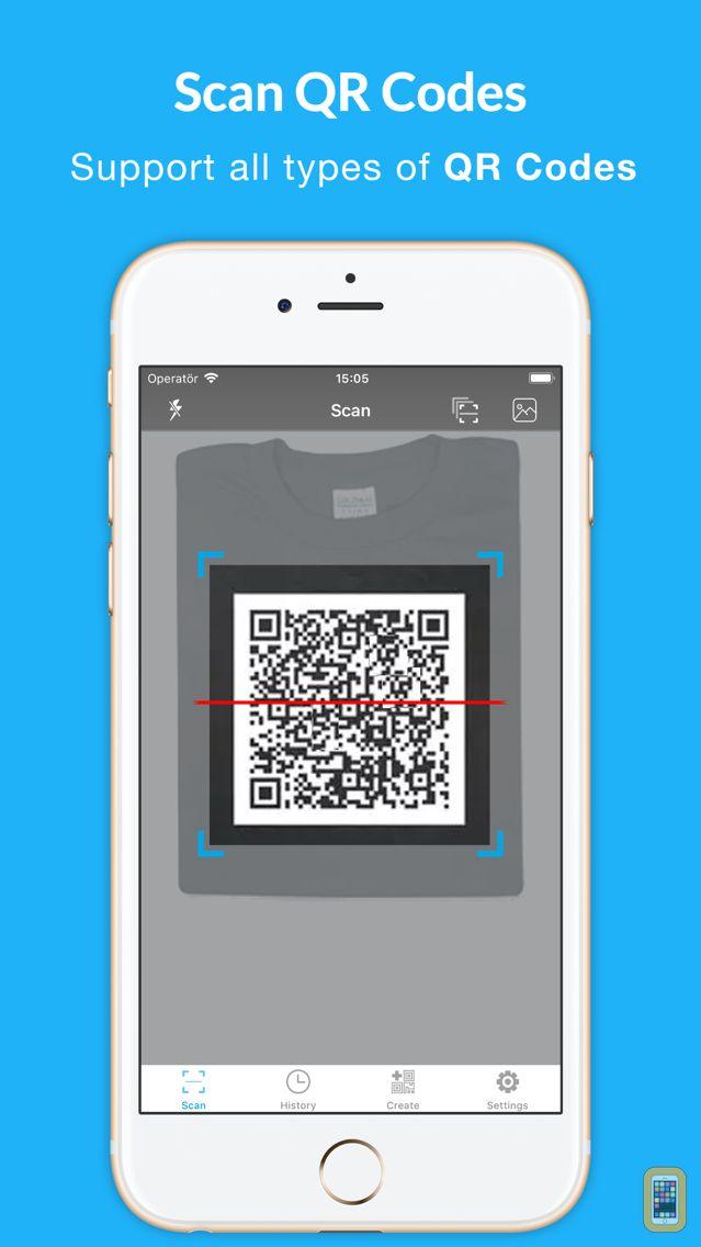 Screenshot - QR Code Reader & Scanner.