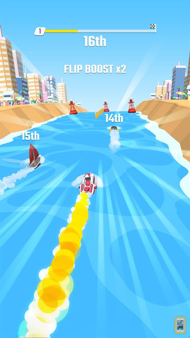 Screenshot - Flippy Race