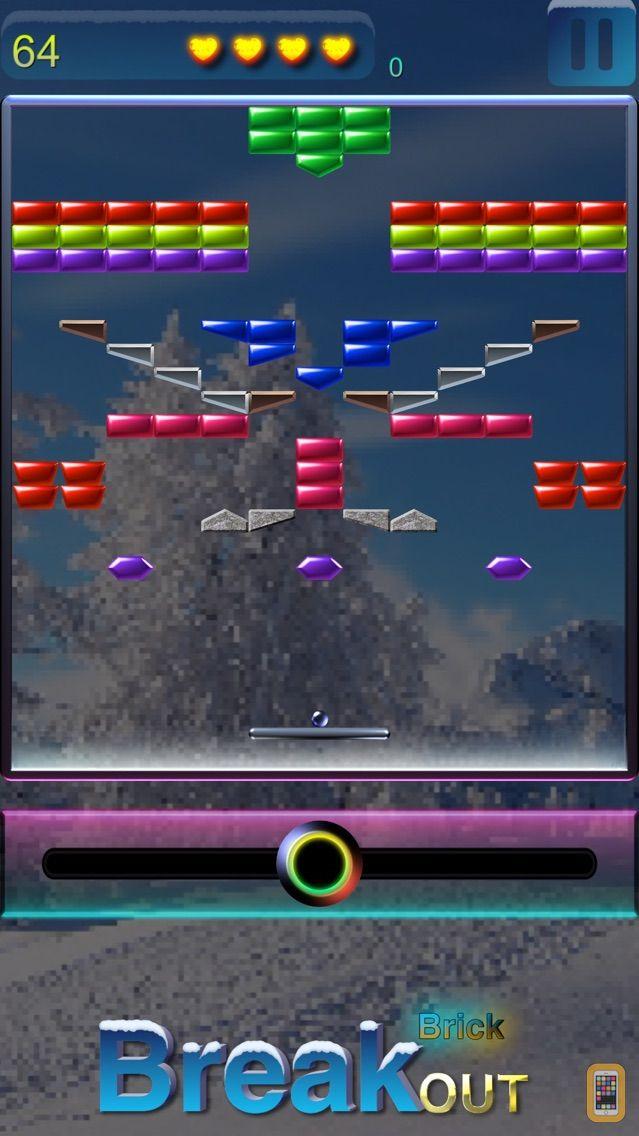Screenshot - Break Brick Out