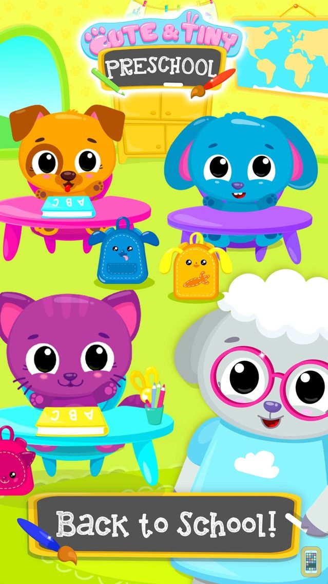 Screenshot - Cute & Tiny Preschool