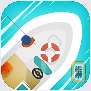 Hooked Inc: Fisher Tycoon by Lion Studios (Universal)