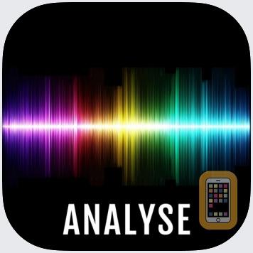 Analyser & Tuner AUv3 Plugin by 4Pockets.com (Universal)