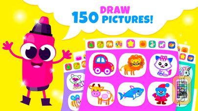 Screenshot - Drawing Games for Toddler Kids