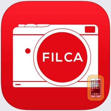 Reica - Disital Film Camera by Cheol Kim (iPhone)
