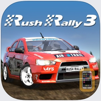 Rush Rally 3 by Brownmonster Limited (Universal)