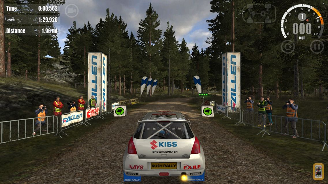 Screenshot - Rush Rally 3