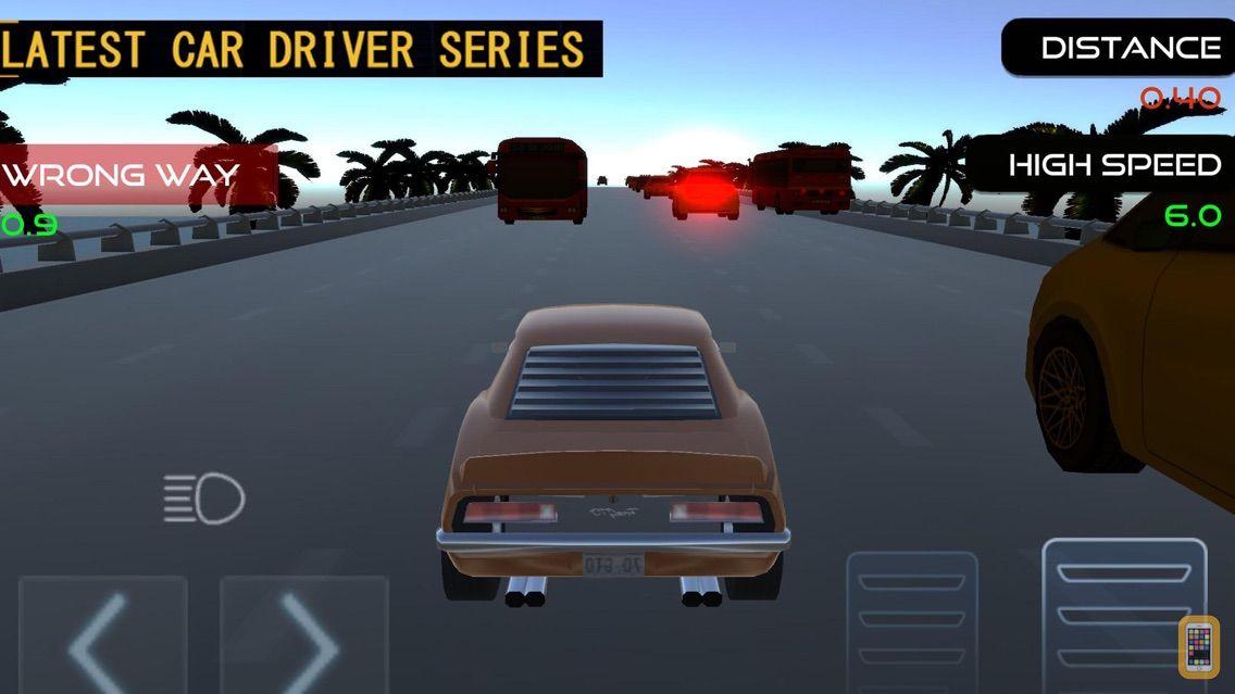 Screenshot - Road Driving Simulator