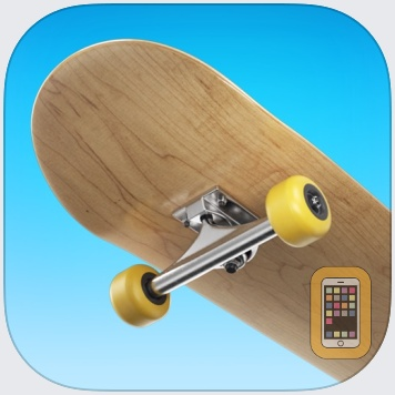 Flip Skater by Miniclip.com (Universal)