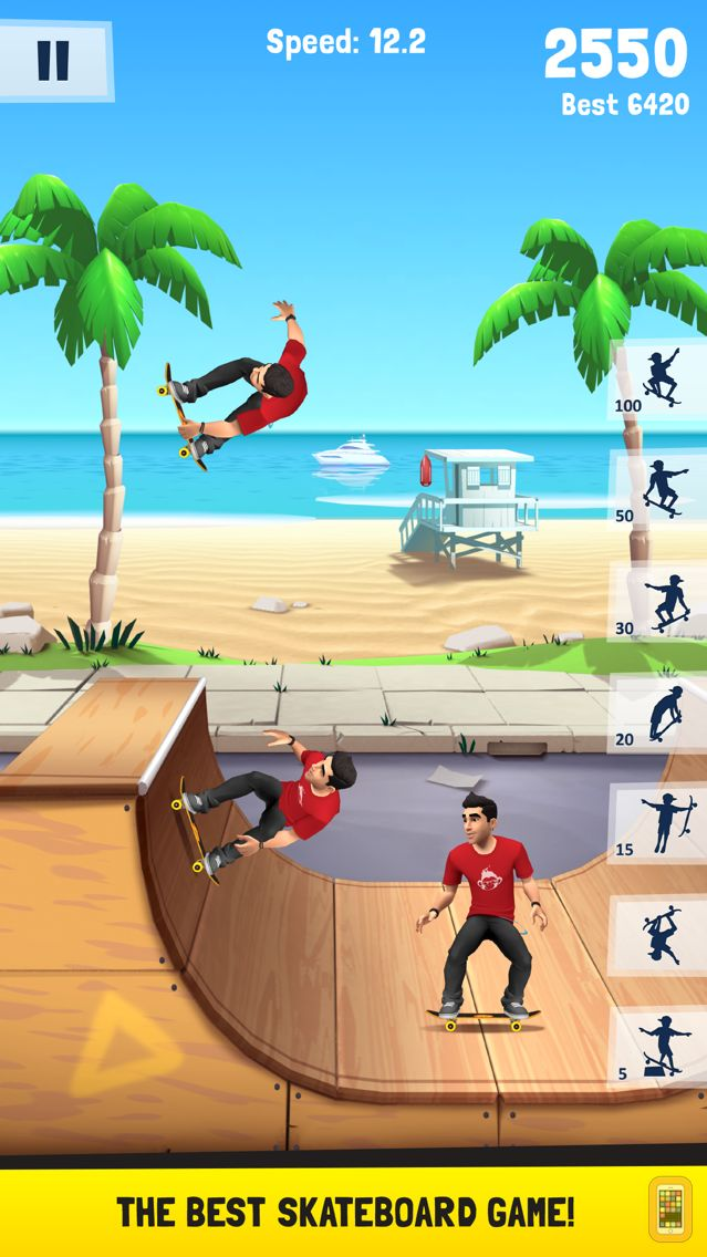 Screenshot - Flip Skater