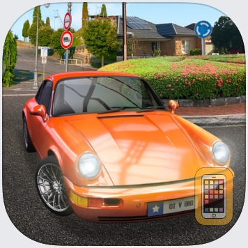 Car Caramba: Driving Simulator by Hybrid Touch Games Limited (Universal)