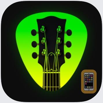 Guitar Tuner Pro, Bass,Ukulele for iPhone - App Info & Stats | iOSnoops