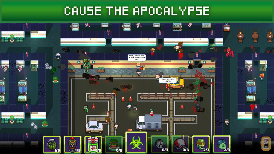 Screenshot - Infectonator 3: Apocalypse