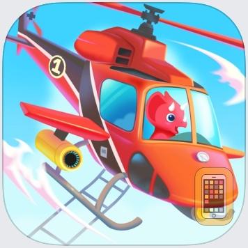 Dinosaur Helicopter by Yateland (Universal)