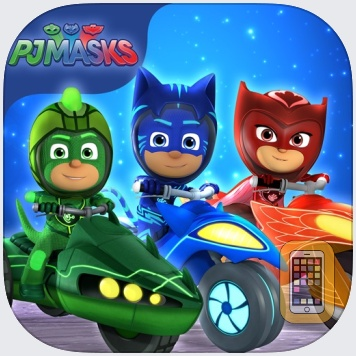 PJ Masks: Racing Heroes by Entertainment One (Universal)