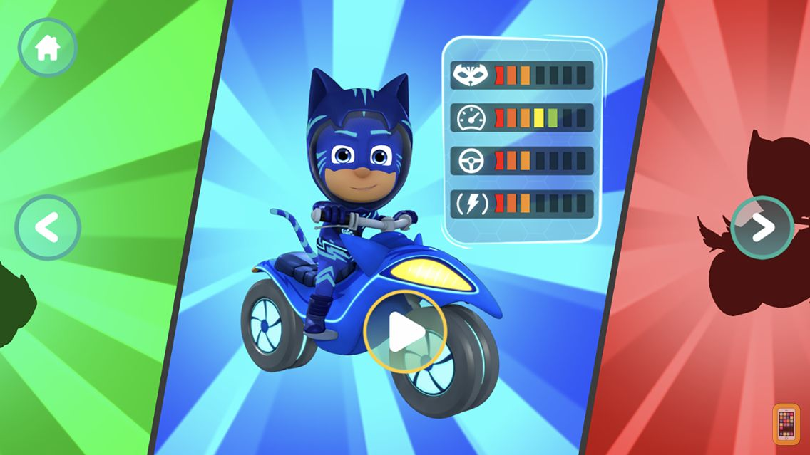 Screenshot - PJ Masks: Racing Heroes