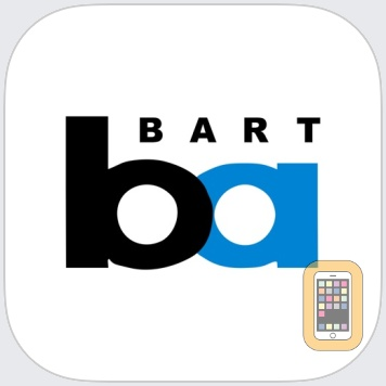 BART (Official) by San Francisco Bay Area Rapid Transit District (iPhone)