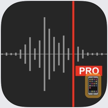 Awesome Voice Recorder X PRO by Newkline Co., Ltd. (Universal)