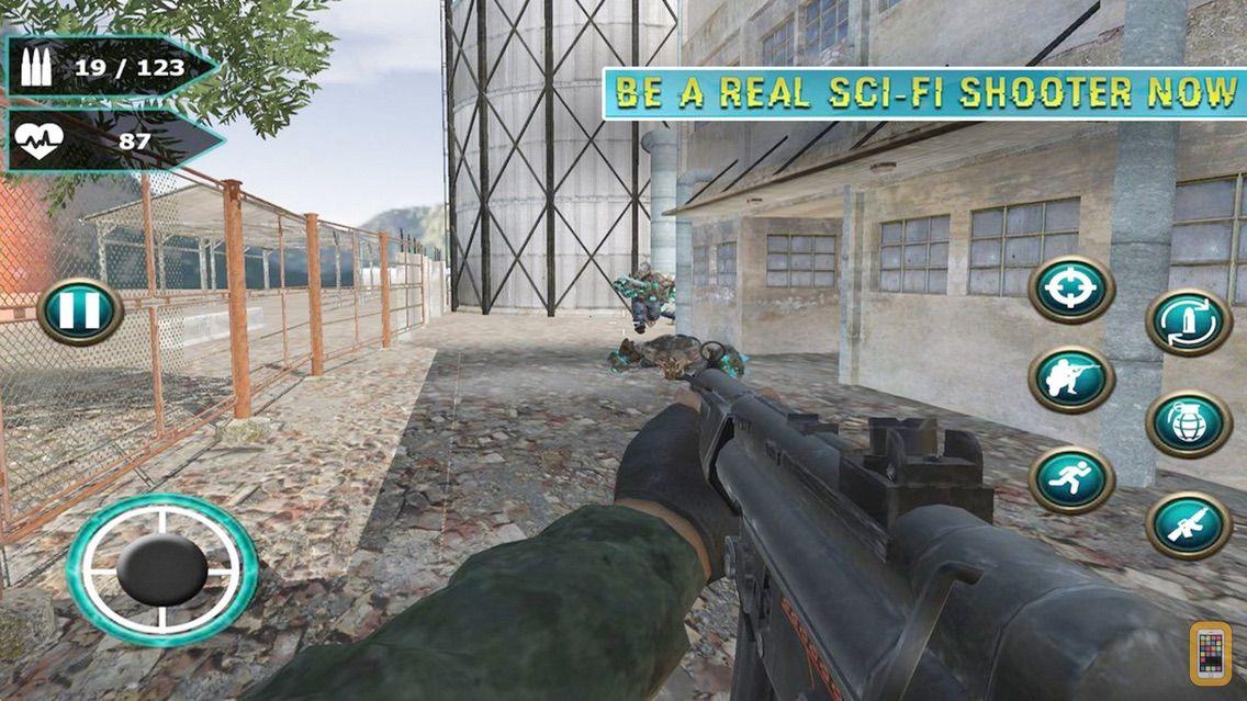 Screenshot - Extermination Alien: Rescuse F