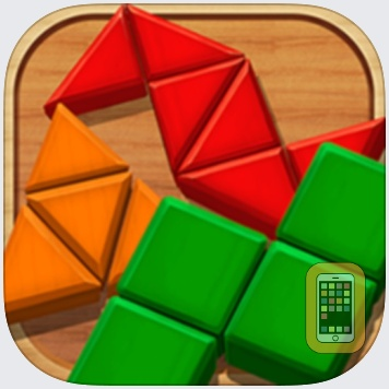 Block Puzzle: Wood Collection by BitMango (Universal)