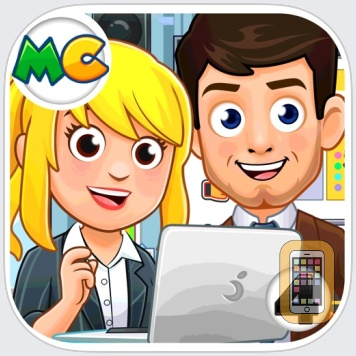 My City : Office by My Town Games LTD (Universal)