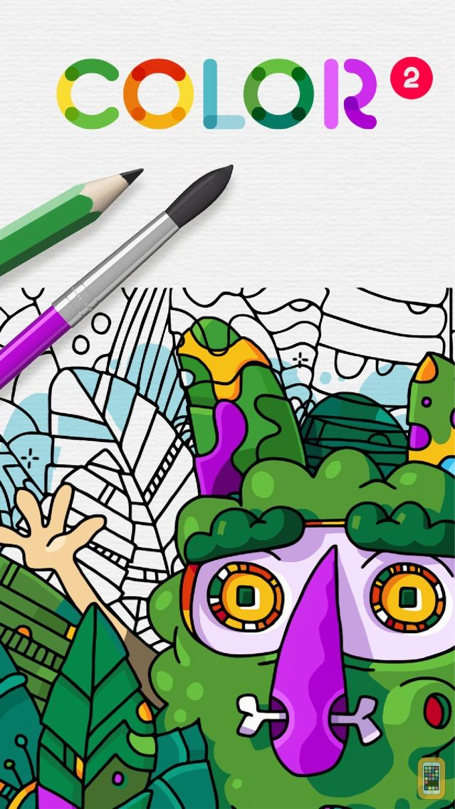 Screenshot - Tayasui Color 2