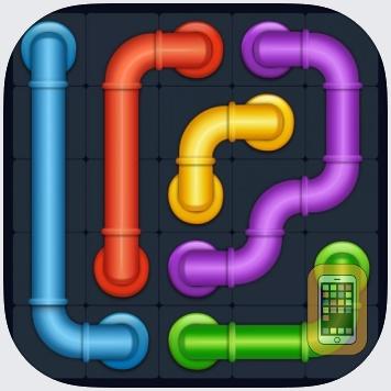 Line Puzzle: Pipe Art by BitMango (Universal)