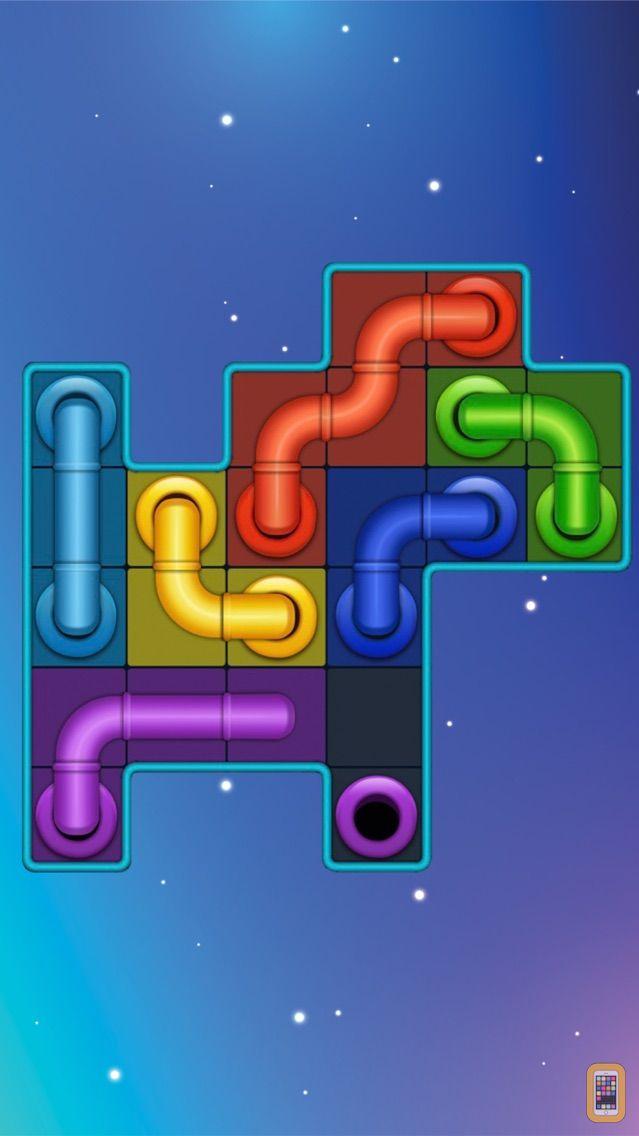Screenshot - Line Puzzle: Pipe Art