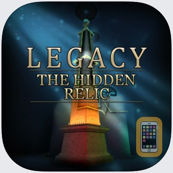 Legacy 3 - The Hidden Relic by David Adrian (Universal)
