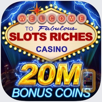 Slots Riches - Casino Slots by Spark City Co., Limited (Universal)
