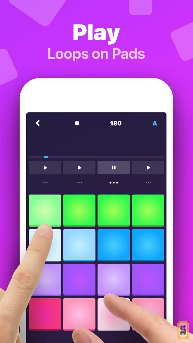 Screenshot - Hip-Hop Beat Maker: Make Beats