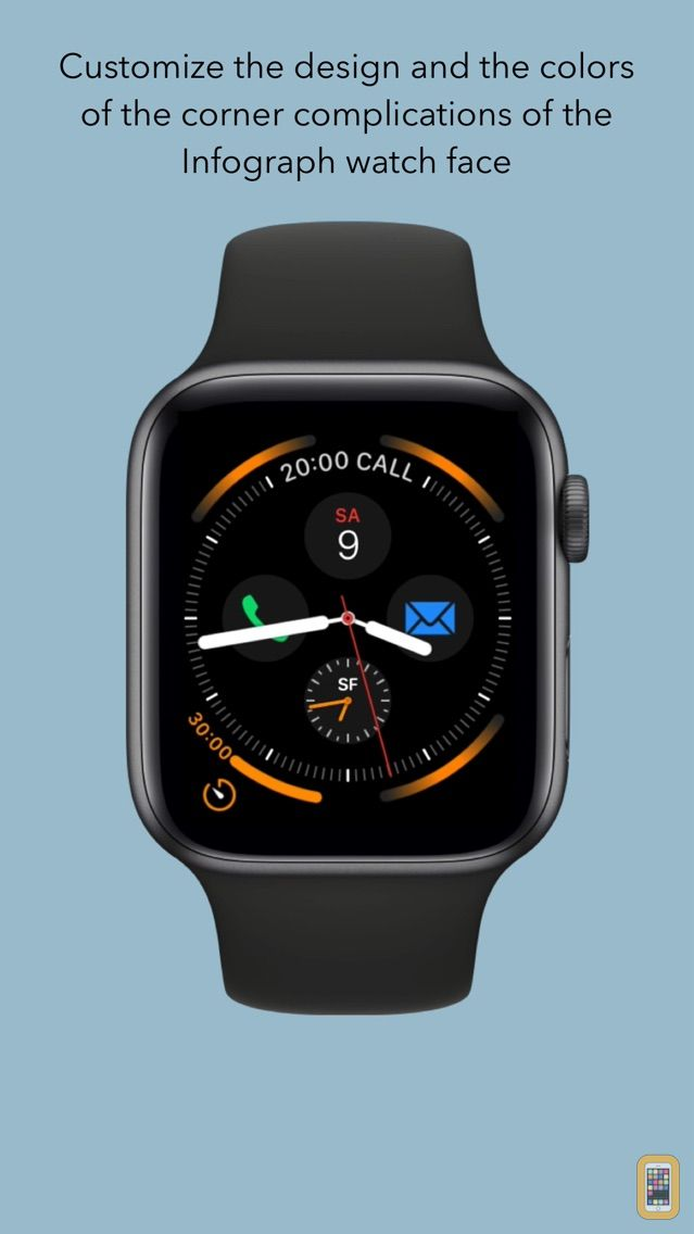 Screenshot - Bezels - personal watch faces