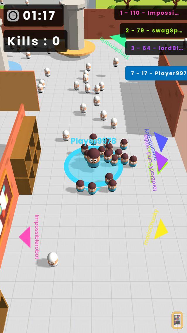 Screenshot - Popular Wars