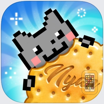 Nyan Cat: Candy Match by Istom Games Kft. (Universal)