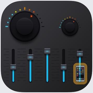 Bass Booster & EQ Amplifier by Akhil Jayaram (Universal)