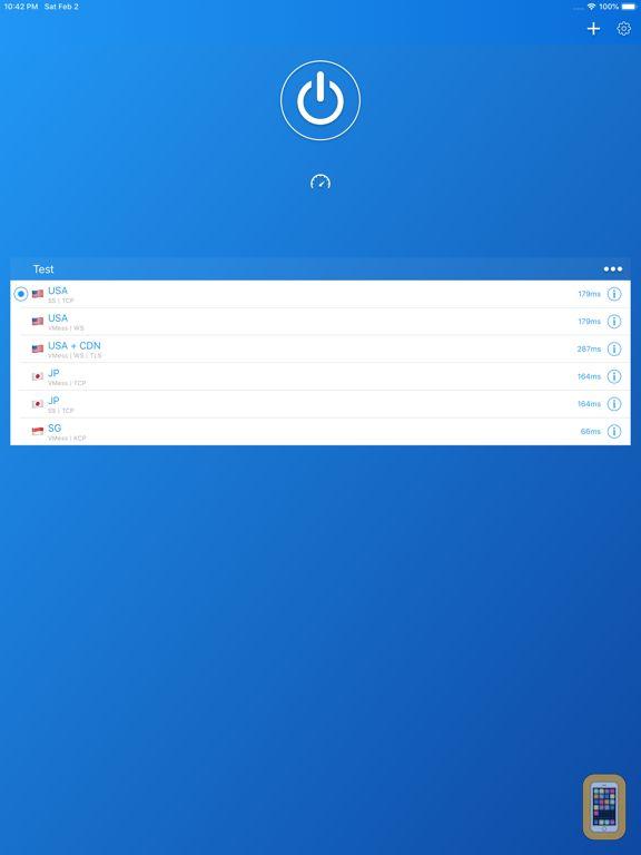 i2Ray for iPhone & iPad - App Info & Stats   iOSnoops